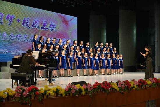 首届 合唱团 合唱 中小学 一等奖/日期:2013/12/1 21:30:00 点击数:1490